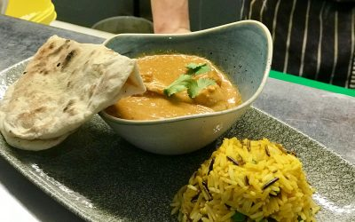 Curry Night: Wednesdays from 6pm